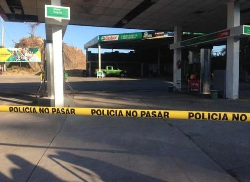 Pandillera privo de libertad y mató a 2 personas en gasolinera