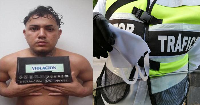 Prisión preventiva para sujeto acusado violar a Gestoras de Tráfico