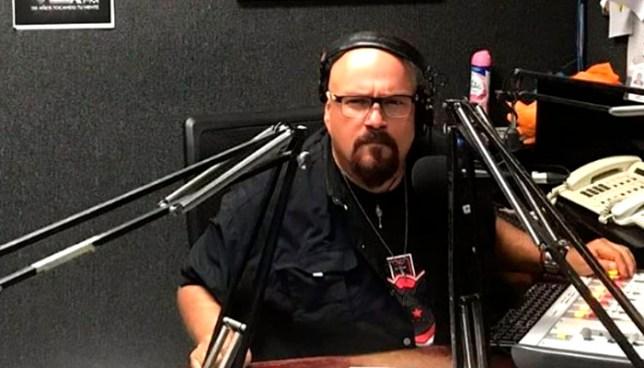 """El """"Gordo Max"""" volvió a los micrófonos de la Vox FM"""