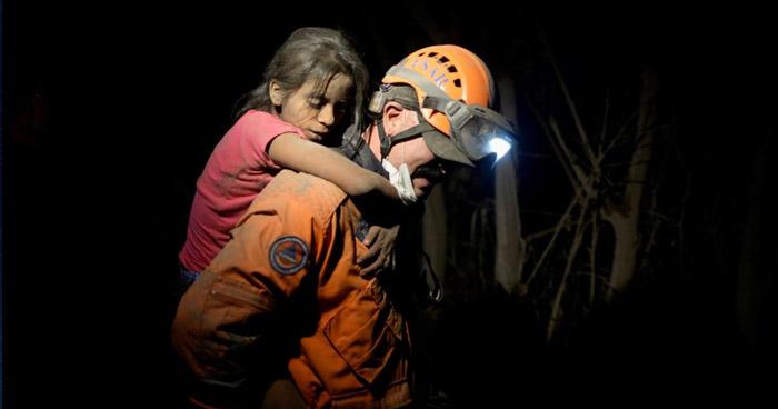 Aumenta a 62 la cifra de muertos que deja la erupción del Volcán de Fuego en Guatemala