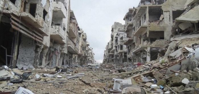 Más de 330 mil fallecidos deja la guerra en Siria desde el 2011