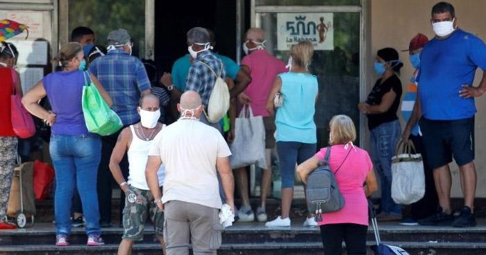 Imponen toque de queda en La Habana por rebrote de contagios de COVID-19