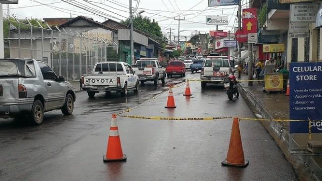 Hombre sale herido de bala tras discutir con otro sujeto por un parqueo en Usulután
