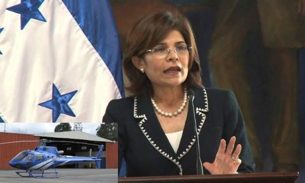Seis personas, incluida la hermana del presidente de Honduras, mueren en un accidente de helicóptero