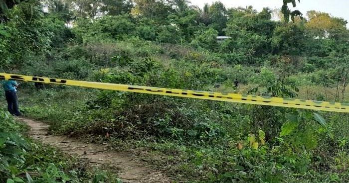 Asesinan a hermano de un agente de la PNC en Jucuapa, Usulután