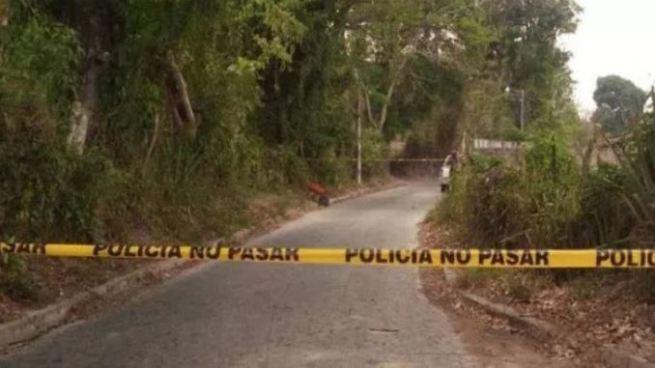 Delincuentes acribillan a balazos a un hombre en Guatajiagua, Morazán