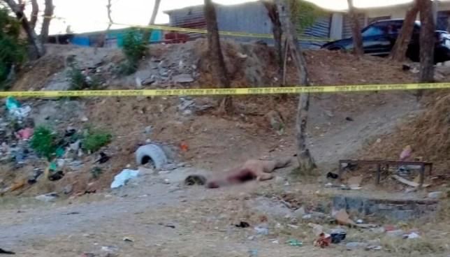Lapidan a hombre en cancha del reparto Los Ángeles en San Martin