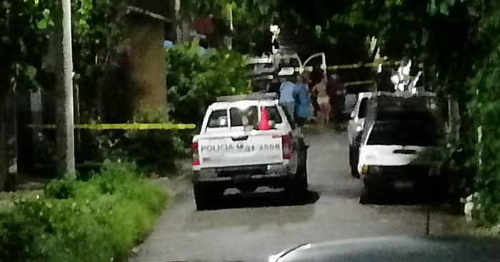 Un lesionado tras asalto a mano armada en colonia San Antonio Abad, San Salvador