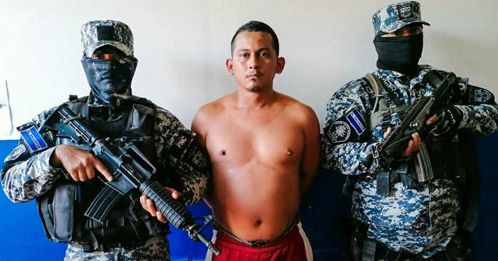 Capturan a pandilleros que operaba en el occidente del país