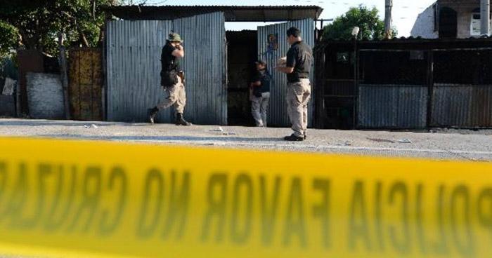 Criminales asesinan a un hombre al interior de un taller de motocicletas en Ilopango