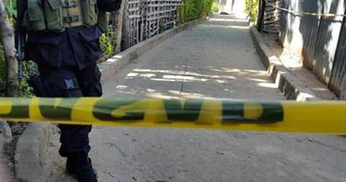 Asesinan a un joven pandillero en San Francisco Chinameca, La Paz
