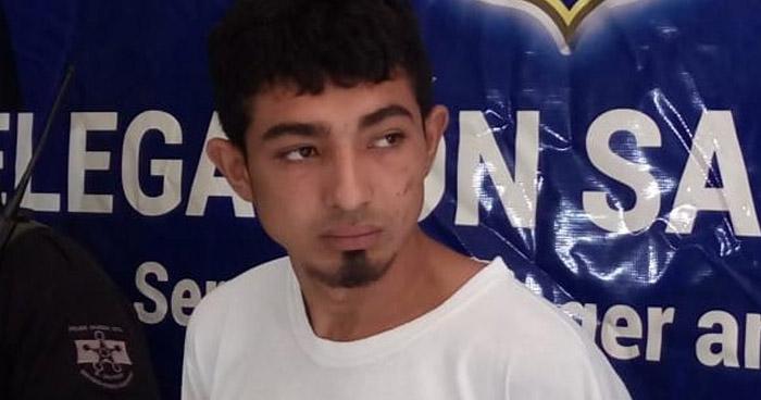 Capturan a pandillero acusado de asesinar a un soldado en San Miguel