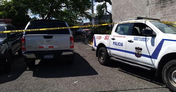 Encuentran cadáver de un hombre en comunidad 6 de Mayo de San Salvador