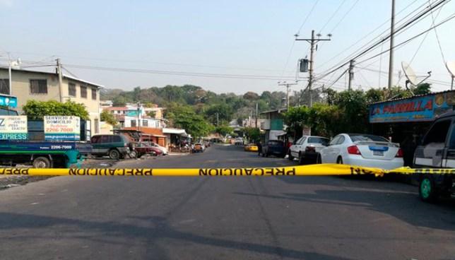 Asesinan a un empleado de la R-1 en colonia San Pedro de Mejicanos