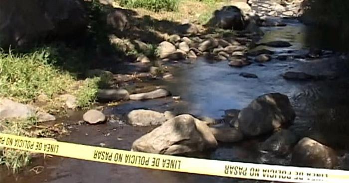 Matan con arma blanca a un hombre a orillas del río Tahuaca de Ahuachapán
