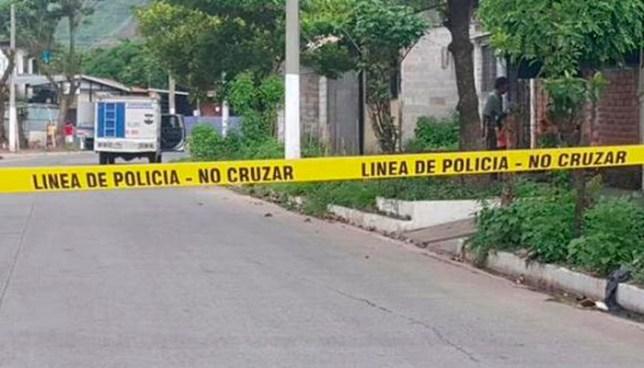 Criminales asesinan a un hombre, cuando se dirigía hacia una iglesia en Ahuachapán