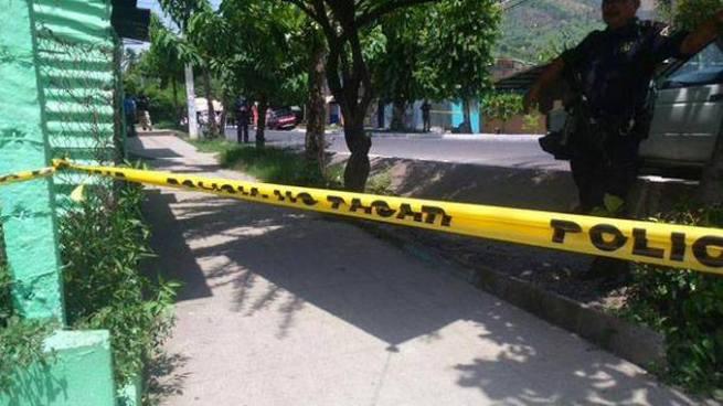 Asesinan a hombre al interior de un cuarto de un mesón en Ilopango, San Salvador