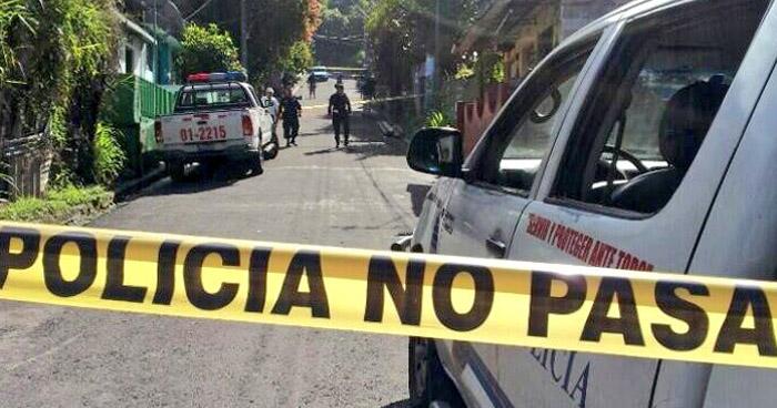 Asesinan a un hombre en colonia Los Andes de San Marcos