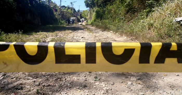 Asesinan a un menor de edad en colonia de Apopa - Solo Noticias El Salvador
