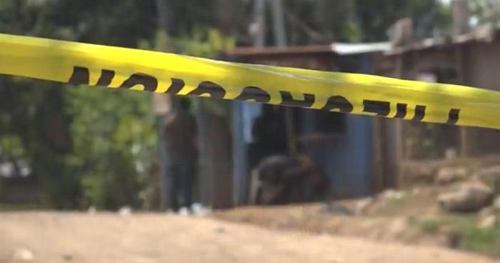 Pandillero muerto tras enfrentamiento contra elementos de la FAES en Ahuachapan