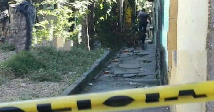 Delincuentes asesinan a un hombre al interior de su vivienda en Ayutuxtepeque