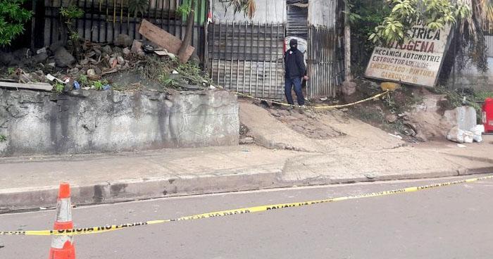 Ataque armado en un taller del Barrio Modelo deja un muerto y un lesionado