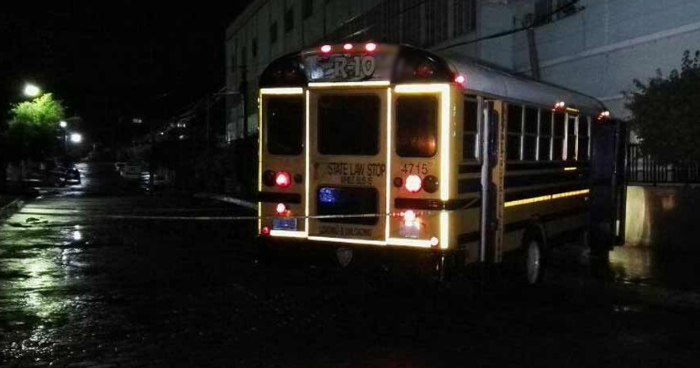 Matan a un ladrón y otro resulto lesionado, un pasajero repelió asalto en bus de la ruta 10