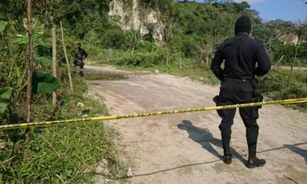 Agricultor es brutalmente asesinado por delincuentes en calle al Boquerón