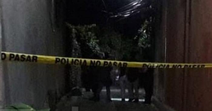 Asesinan a un hombre en callejón de la calle Algodón en San Salvador