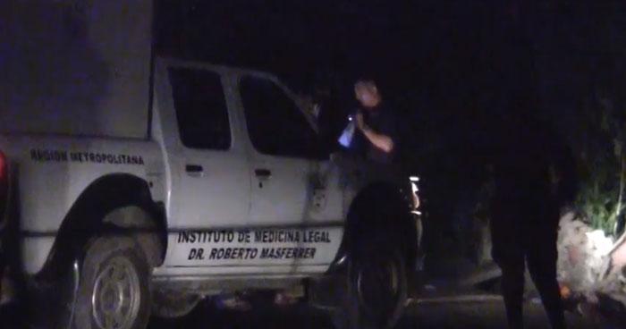Ejecutan a un pandillero en calle que conduce a Mariona, en Mejicanos