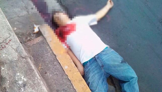 Asesinan a balazos a un hombre en el centro de Soyapango