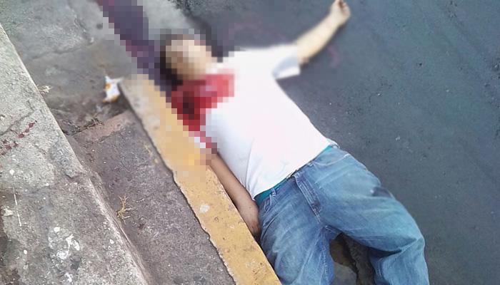 Homicidio en el centro de Soyapango