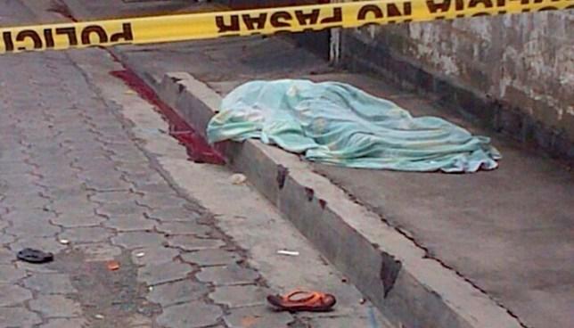 Presuntos pandilleros asesinan a un joven en la ciudad de La Unión