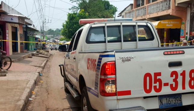 Asesinan a balazos a empleado de la alcaldía de Chalatenango