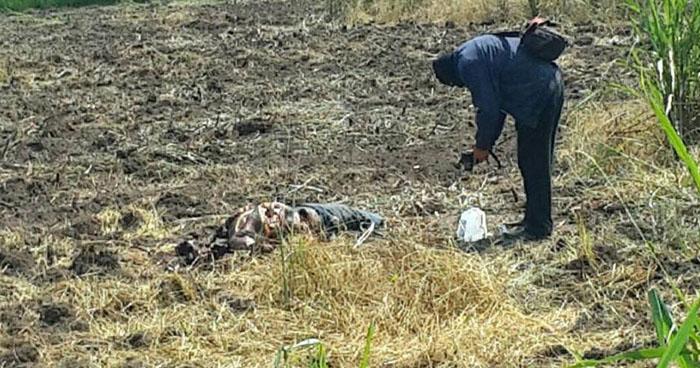 Privan de libertad a un joven y luego abandonan su cadáver en una finca Chalchuapa