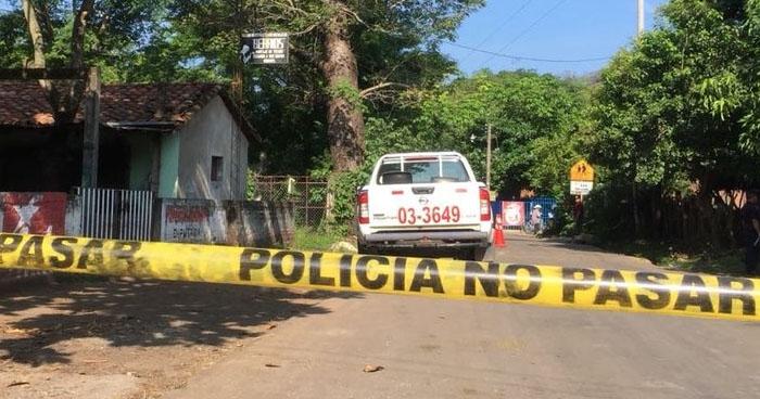 Pareja fue asesinada al interior de su vivienda en Chirilagua, San Miguel