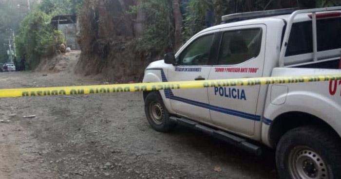 Joven recién deportado de EE.UU. fue asesinado anoche en Chirilagua, San Miguel