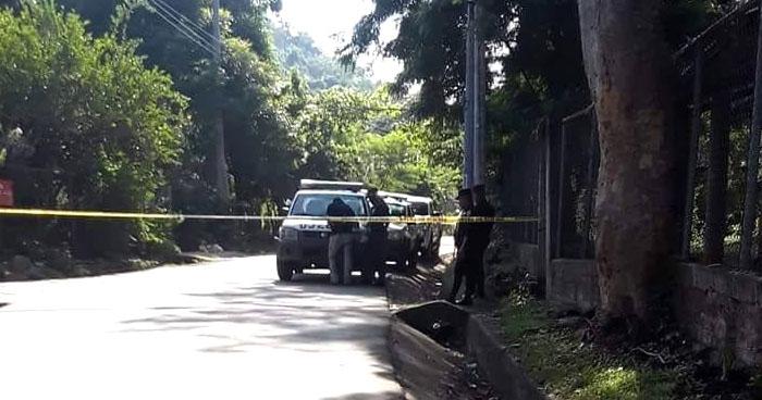 Hombre fue atado de manos y luego asesinado en huatales de Chirilagua, San Miguel