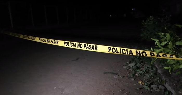 Dos muertos tras balacera en Chirilagua, San Miguel