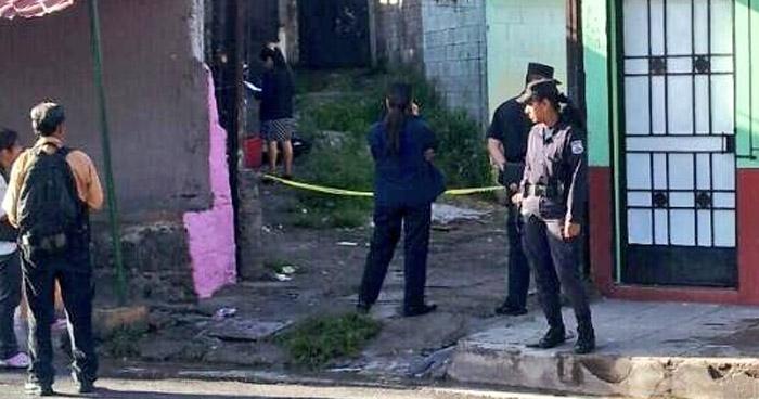 Acribillan a balazos a un joven en urbanización de Ciudad Delgado, San Salvador