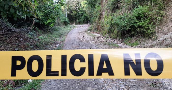 Pandilleros asesinan a joven en Olocuilta, La Paz