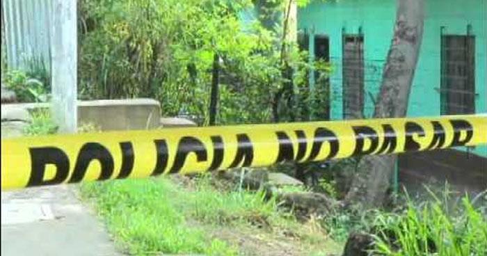 Pandillero asesinó de 12 disparos a una víctima adentro de su vivienda en Ciudad Delgado