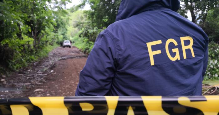 Un hombre fue asesinado a balazos en la colonia Inmaculada Concepción de Ozatlán, Usulutan