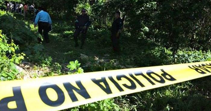 Asesinan con arma blanca a un hombre en San Pedro Perulapán, Cuscatlán
