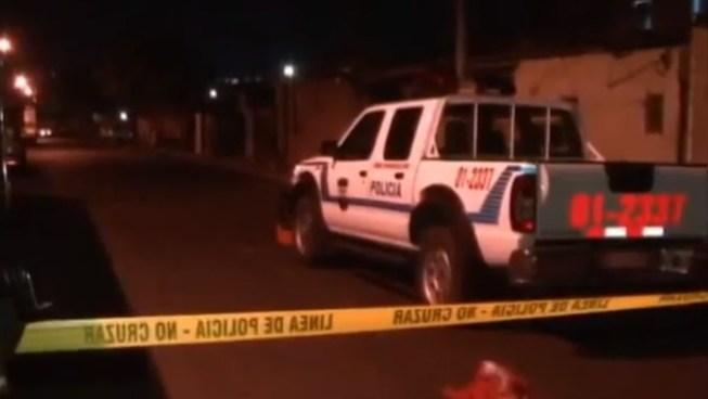 Sujetos desconocidos matan a un vendedor de tortas en Santa Ana
