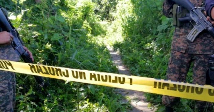 Asesinan a pandillero y a su abuelo en Guatajiagua, Morazán
