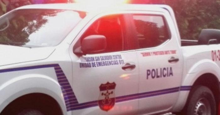 Dos hermanos fueron asesinados esta madrugada en Tacuba, Ahuachapán