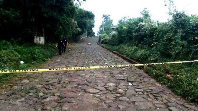 Asesinan a balazos a un hombre en San José Villanueva