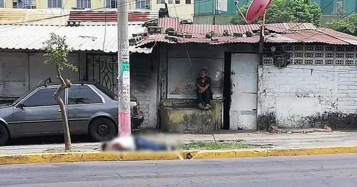 Asesinan a guatemalteco frente a unidad de Salud Barrios