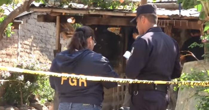 Exsoldado fue asesinado al interior de su vivienda en Guazapa